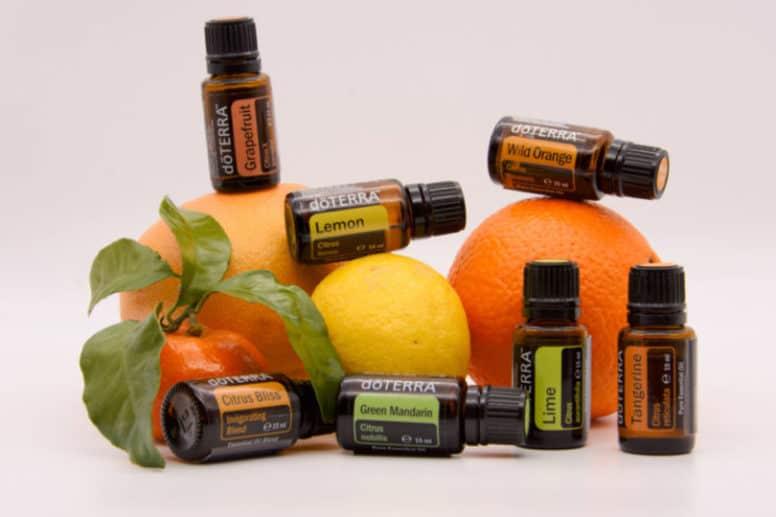 Zlepšite si náladu s citrusmi